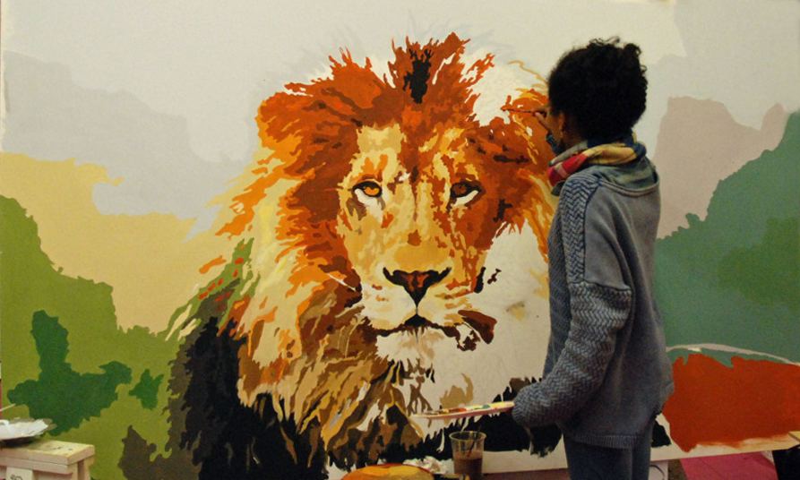 Lion-painting-new